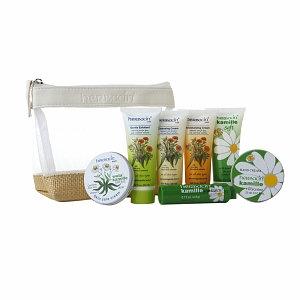 Herbacin Cosmetics Hand & Face Care Set