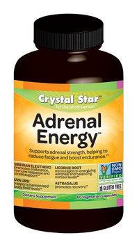 Adrenal Energy - Crystal Star - 60 - Capsule