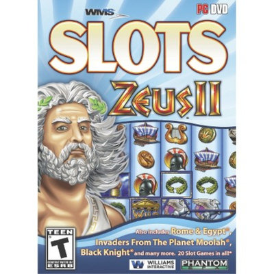 Phantom EFX WMS Slots Zeus II (PC Games)