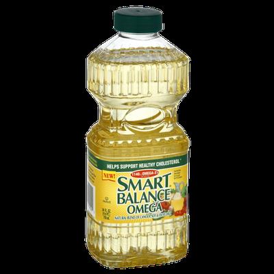 Smart Balance Omega Natural Blend of Canola, Soy & Olive Oils