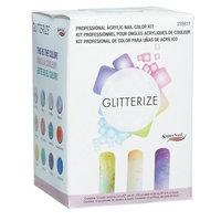 SuperNail Acrylic Glitterize Nail Kit