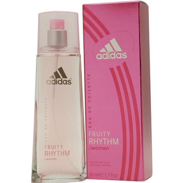 Adidas Eau de Toilette Spray for WomenFruity Rhythm