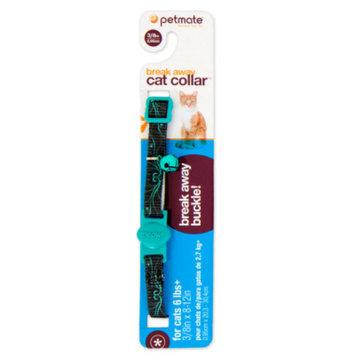 PetmateA Breakaway Swirls Cat Collar