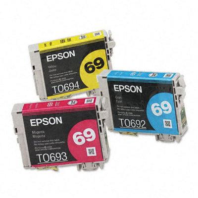 Epson 69 T069520 Durabrite Ultra-Ink Multipack
