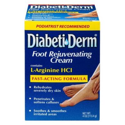DiabetiDerm Diabeti-Derm Foot Rejuvenating Cream - 4.0 oz