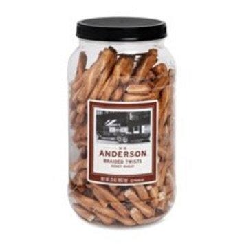 Anderson Pretzel Anderson Bakery Pretzel Braids, Honey Wheat, 23-oz.