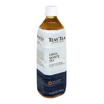 Teas' Tea Unsweetened Zero Calorie Green White Tea