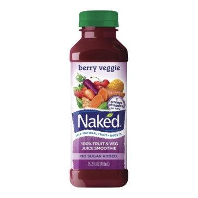 Naked Berry Veggie Juice Smoothie