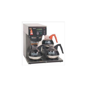 Bunn 38700. 0003 Axiom-35-3 Automatic Coffee Maker with 3 Lower Warmers