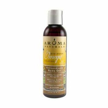 Aroma Naturals Body Oil Coconut Vanilla Blossom 6 fl oz