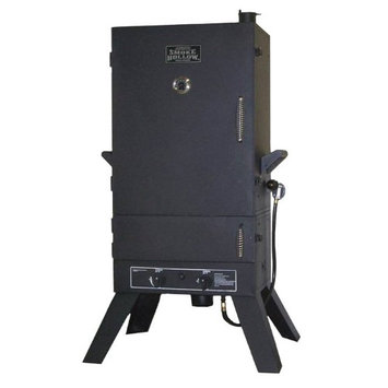 Smoke Hollow 44 in. Dual Burner Propane Smoker with Lower Drawer