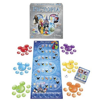 Disney Pictopia-Family Trivia Game