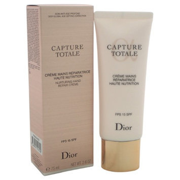 Christian Dior Capture Totale Nurturing Hand Repair Creme