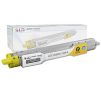 LD Xerox Phaser 6300 Compatible High Capacity Yellow 106R01084 Laser Toner Cartridge