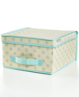 Isaac Mizrahi Tiffany Dot Medium Storage Box