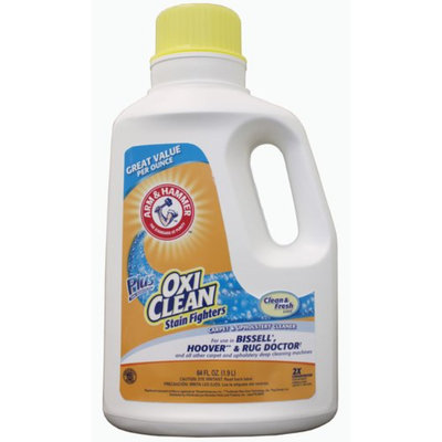 ARM & HAMMER™ Oxiclean Carpet Cleaner