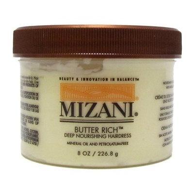 Mizani Butter Rich Deep Nourishing Hairdress for Unisex, 8 Ounce