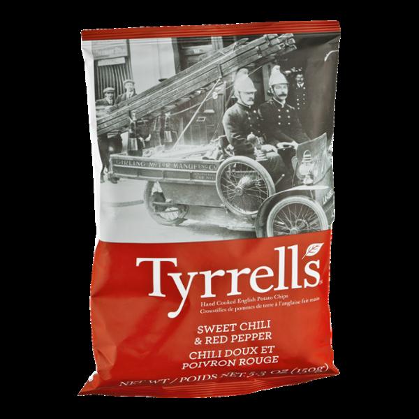 Tyrrell's Sweet Chili & Red Pepper Potato Chips