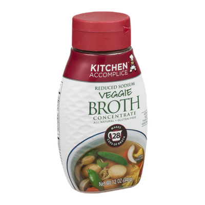 Kitchen Accomplice Veggie Broth Concentrate