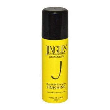 Mega Hold Spray By Jingles, 1.5 Ounce
