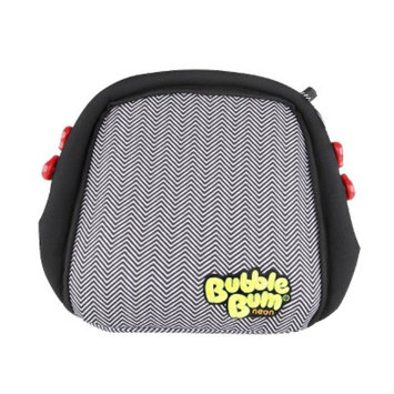 BubbleBum Car Booster Seat - Chevron