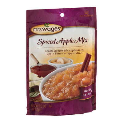 Mrs. Wages Spiced Apple Mix