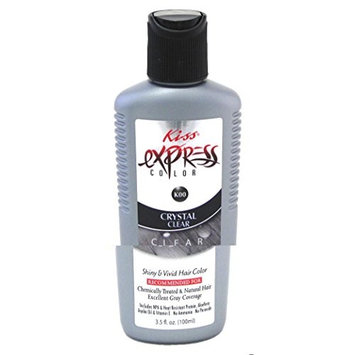 Kiss Express Color Semi- Permanent Intense Purple 3.5oz [Intense Purple]