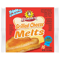 Borden Grilled Cheese Melts Slices, 0.75 oz, 16 count