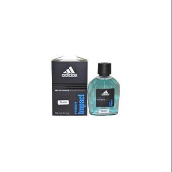 Adidas Fresh Impact Adidas 3.4 ozEDT Spray (Tester) Men
