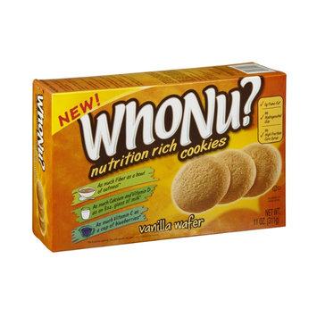 WhoNu? Cookies Vanilla Wafers