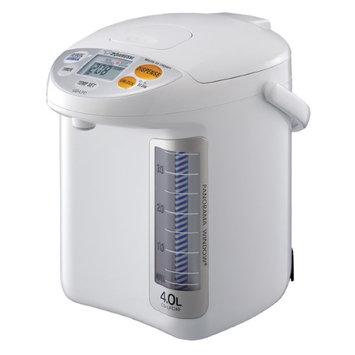 Zojirushi Micom Panaorama Window Electric Hot Water Boiler and Warmer, 9.07 H x 11.88 W x 11.5 D