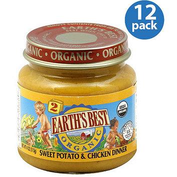 Earth's Best Organic Sweet Potato & Chicken Dinner