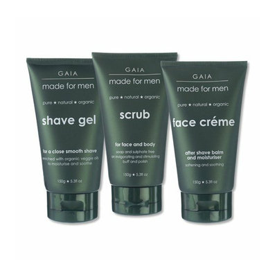 Gaia Skin Naturals - Made for Men Gaia Made for Men Shave Kit