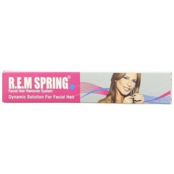 R.E.M. Spring Facial Hair Remover