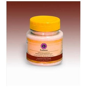 Evolution Salt EGSFG-250 9oz Gourmet Crystal Salt Fine Grind Refill