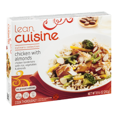 Lean Cuisine Culinary Collection Chicken with Almonds