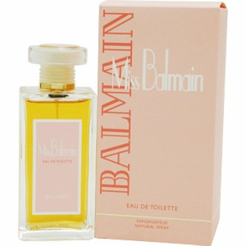 Pierre Balmain Miss Balmain Eau de Toilette Spray, 3.3 fl oz