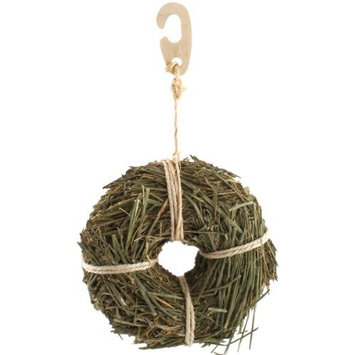 Ware Natural Wood Hang-N-Hay Small Pet Donut