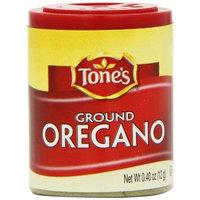 Tone's Mini's Oregano, Ground, 0.40 Ounce (Pack of 6)