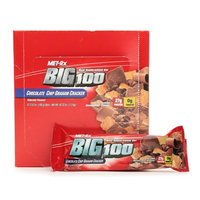 Met-Rx Big 100 Meal Replacement Bars Peanut Butter Cookie Dough