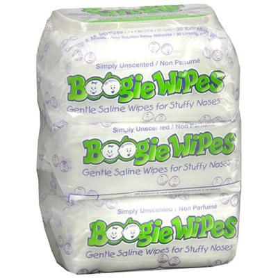 Boogie Wipes Saline Nose Wipes