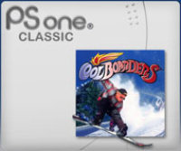 Sony Computer Entertainment Coolboarders - PSOne Classic DLC