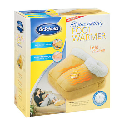Dr. Scholl's Rejuvenating Foot Warmer