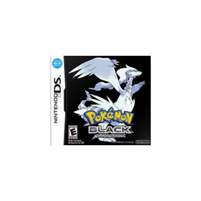 Nintendo of America Pokemon Black