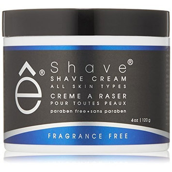 eShave Shave Cream, 4 oz.