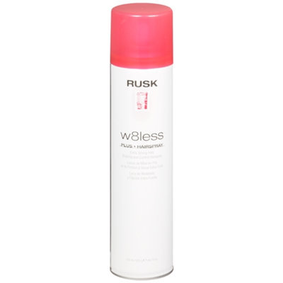 Rusk W8less Plus Shaping and Control Hairspray