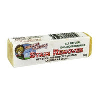 BUNCHA FARMERS 100% ALL NATURAL BIODEGRADABLE STAIN REMOVER 60G [1 pack]