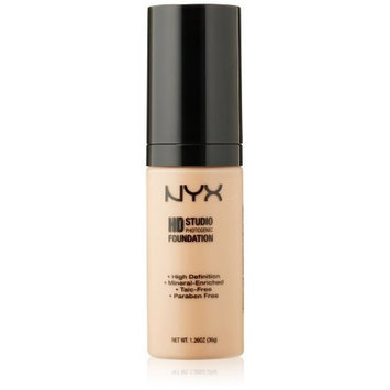NYX Cosmetics High Definition Photogenic Foundation