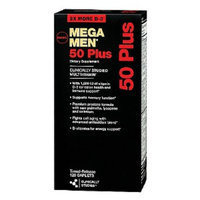 GNC Men's Mega Men 50 Plus Multivitamin