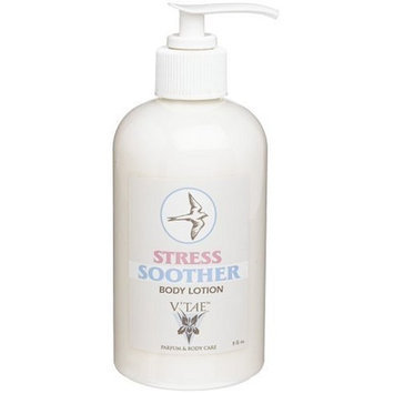 V'Tae Stress Soother Body Lotion, 8-Ounce Pump (Pack of 2)